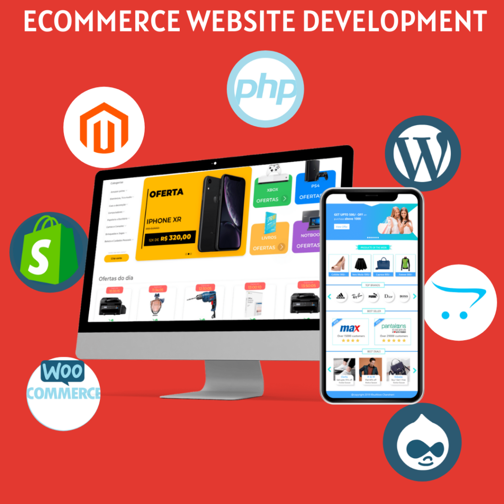 Ecommerce IT infonity