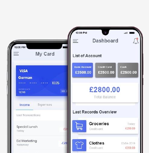 Finance-App-web